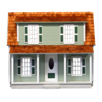 Charlie's Cozy Cottage Dollhouse (Kit) - Product Image