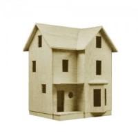 Dollhouse House Shell (Kit) - Product Image