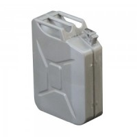 (**) Dollhouse Gray Jerry Can - Product Image