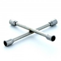 (**) Dollhouse Star Lug Wrench (Cross Key) - Product Image