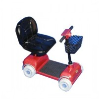 Dollhouse Mobility Scooter - Product Image