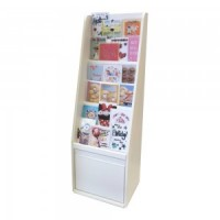 Dollhouse Card Display Stand - Narrow - Product Image