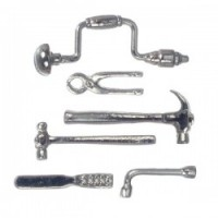 Dollhouse 6 pc Tool Set - Product Image