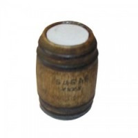 (**) Dollhouse Store Sugar Barrel - Product Image