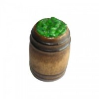 (*) Dollhouse Store Pickle Barrel - Product Image