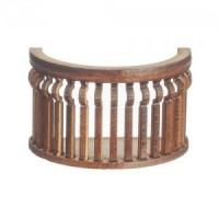 Dollhouse Round/C-Curve Balcony - Product Image
