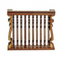 Dollhouse Square/F-Curve Balcony - Product Image