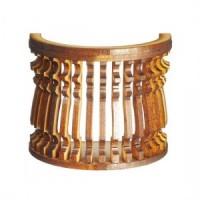 Dollhouse Round/F-Curve Balcony - Product Image