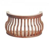 Dollhouse Round/S-Curve Balcony - Product Image