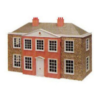 Dollhouse Regency Shell (Kit) - Product Image