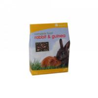 Dollhouse Rabbit & Guinea Pig Food Bag - Product Image