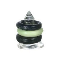 § Disc .60¢ Off - Dollhouse Modern Toy Rings - Product Image