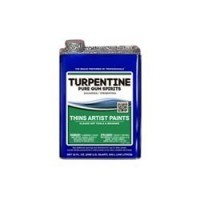 (**) Unfinished Paint Thinner Can - Product Image