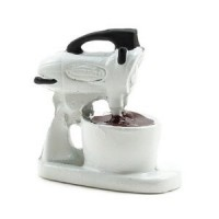 Dollhouse 1950's Retro Mixer - Product Image
