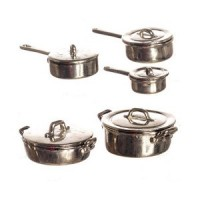 10 pc Teflon Pot & Pan Set - Product Image