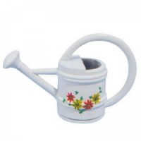 Dollhouse White Watering Can - Product Image