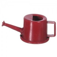 Dollhouse Watering Can - Red - Product Image