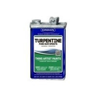 § Sale - Dollhouse Linseed or Turpentine Can (Gallon) - Product Image