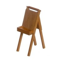 § Disc. $1 Off - Dollhouse Child's Easel - Product Image