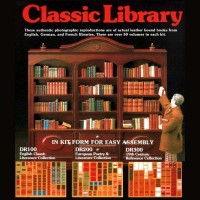 § Sale $3 Off - Dollhouse English Classics Book (Kit) - Product Image