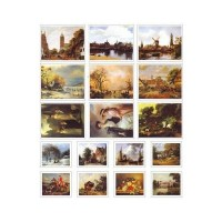 § Disc $2 Off - 21 Pc Old Masters Paintings (Kit) - Product Image