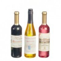 Assorted Dollhouse Wine Bottle(s)- Choice of Styles - - Product Image