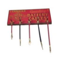 Dollhouse Battery Cable Display - Product Image
