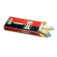 Dollhouse Spark Plug Box with Spark Plugs - Product Image