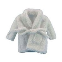 Dollhouse Kid's Bathrobe - Product Image