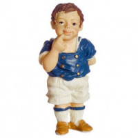 (§) Disc $1 Off - Dollhouse Doll - Boy with Boat - Product Image