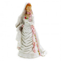§ Sale $1 Off - Resin Doll - Helena the Bride - Product Image