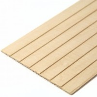 Dollhouse 1/4 in Clapboard Siding - Product Image