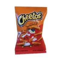 (*) Dollhouse Bag of Cheetos Crunchy - Product Image