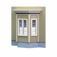 Dollhouse Bay Addition (Kit) - Product Image