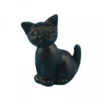 Dollhouse Black Halloween Cat - Product Image