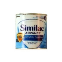 Dollhouse Can of Baby Formula - Product Image