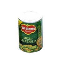 (*) Dollhouse Can of Mixed Veggies - Product Image