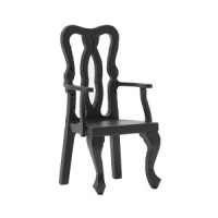 Dollhouse Carved Dining Room Chair(s)- Choice of Finish - - Product Image