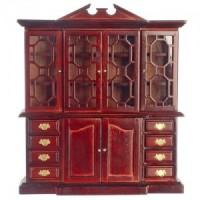 Dollhouse China Closet- Choice of Finish -  - Product Image