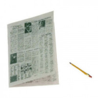 (*) Dollhouse Crossword Puzzle w/Pencil - Product Image