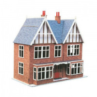 Dollhouse Edwardian Shell (Kit) - Product Image