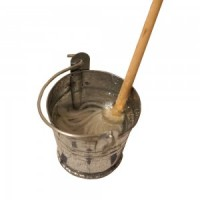 Dollhouse Filled Mop Bucket - Product Image