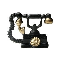 Dollhouse French Table Phone - Product Image