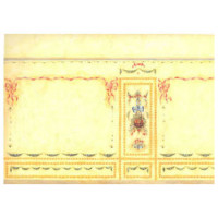 Dollhouse Fruit And Flowers Panels - Product Image