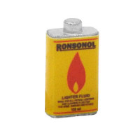 (*) Dollhouse Lighter Fluid Can - Product Image