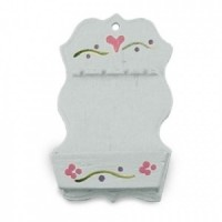 Dollhouse Metal Spoon Rack - Product Image