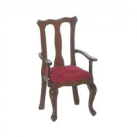 Dollhouse Queen Anne Dining Chairs - Product Image