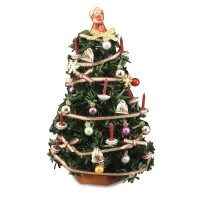 Dollhouse Christmas Tree by Reutter Porcelain - Product Image