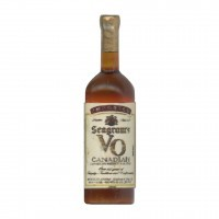 (*) Dollhouse Seagrams VO Canadian Whiskey - Product Image