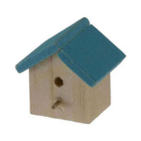 Dollhouse Simple Birdhouse - Product Image